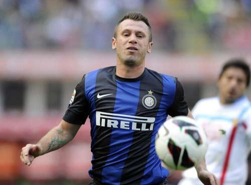 Catania – Inter: Chưa thấy lối thoát - 1