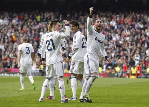Hậu El Clasico: Mourinho trên đỉnh - 1