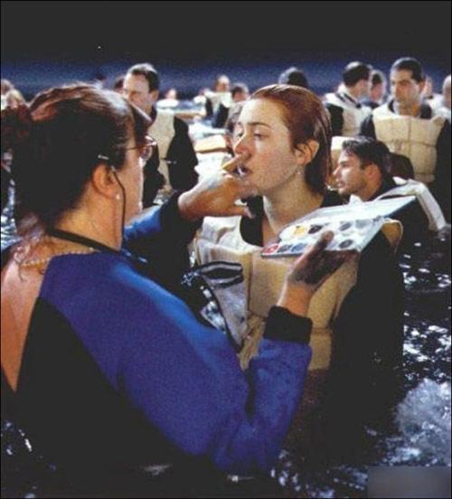 Bật mí hậu trường thú vị phim Titanic - 3