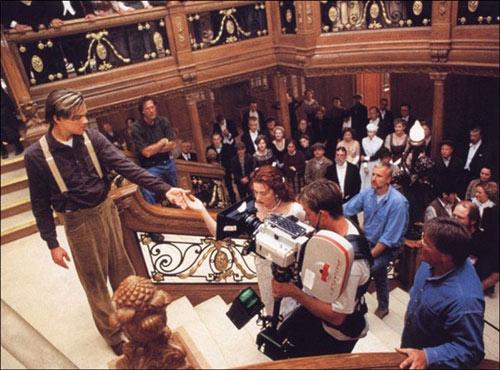 Bật mí hậu trường thú vị phim Titanic - 4