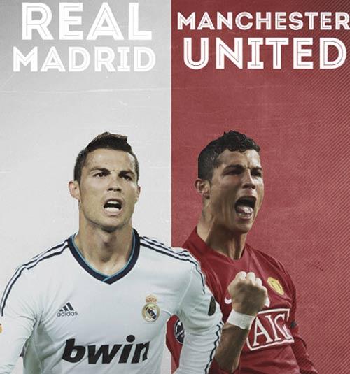 Ronaldo trở lại MU: Chỉ là ảo mộng - 1