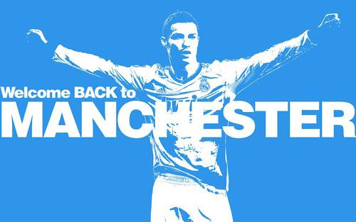 Ronaldo trở lại MU: Chỉ là ảo mộng - 2