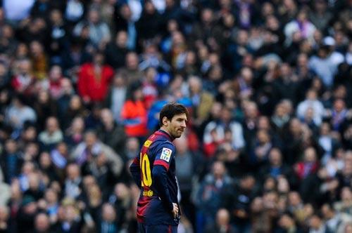 Messi: Anh không phải thánh thần - 1