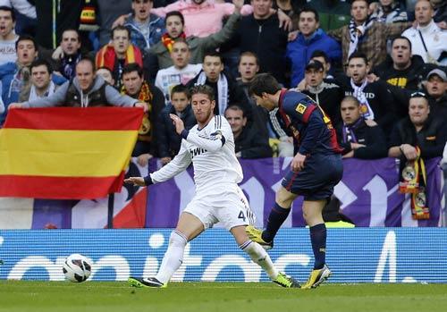 Hậu El Clasico: An ủi Messi - 1