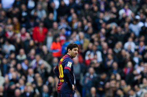 Hậu El Clasico: An ủi Messi - 2