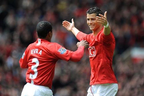 MU tự tin đón tiếp Ronaldo - 1