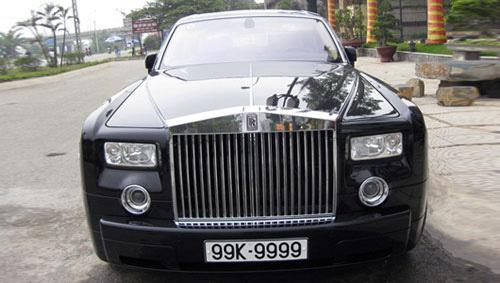Dàn Rolls-Royce Phantom biển tứ quý tại Việt Nam - 2