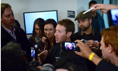 Facebook đang mất đi người dùng tuổi teen? - 1