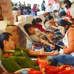 Tin tức trong ngày - Cả vạn người hiến máu trong Lễ hội Xuân Hồng