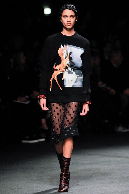 Givenchy sành điệu và đậm chất ăn chơi - 1
