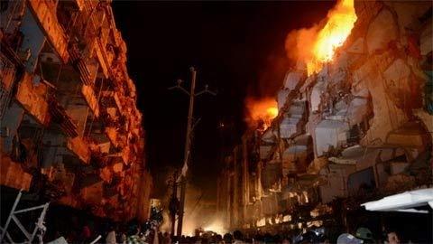 Pakistan: Đánh bom đẫm máu, 45 người chết - 2