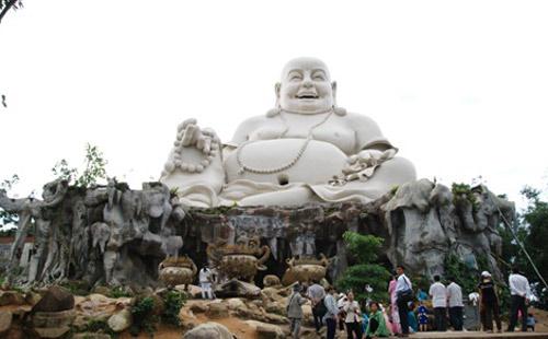 Hai tượng Phật VN lập kỷ lục châu Á - 1