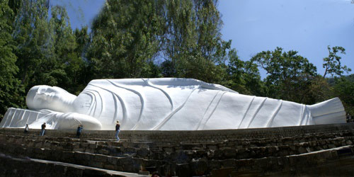 Hai tượng Phật VN lập kỷ lục châu Á - 2