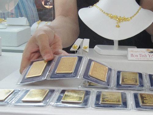 Không nhập khẩu vàng để đấu thầu - 1