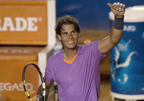 Chấn thương đang rời xa Nadal - 1
