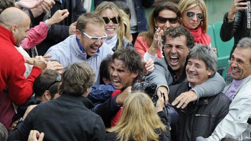 Nadal & 24 giờ trước CK Wimbledon lịch sử (Kỳ 2) - 1