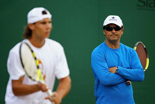 Nadal & 24 giờ trước CK Wimbledon lịch sử (Kỳ 2) - 2
