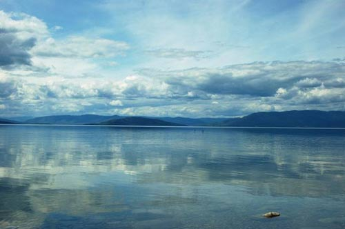 Ngắm 12 biển hồ trong nhất hành tinh - 10