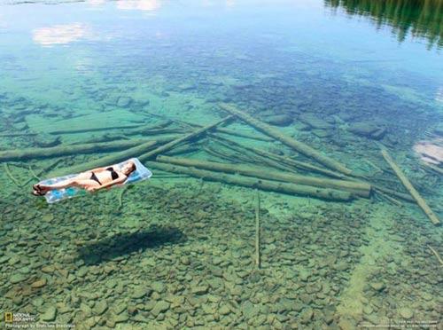 Ngắm 12 biển hồ trong nhất hành tinh - 11