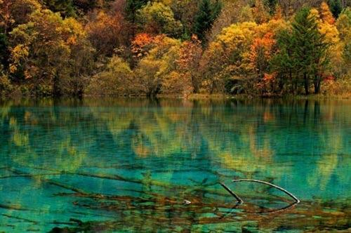 Ngắm 12 biển hồ trong nhất hành tinh - 12