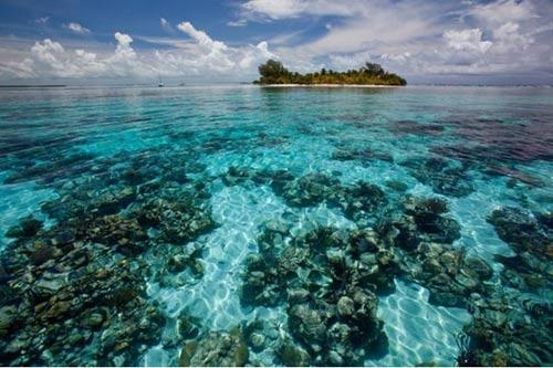 Ngắm 12 biển hồ trong nhất hành tinh - 8