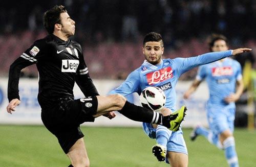 Sau V27 Serie A: Scudetto đã rất gần Juve - 1