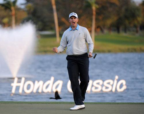 Golf - Ổn định nhất, Thompson vô địch Honda Classic - 1