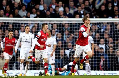 Arsenal: Hết thật rồi sao? - 2
