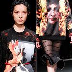 Thời trang - Givenchy sành điệu và đậm chất ăn chơi