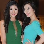 Thời trang - Hoa hậu, Á hậu thân nhau như chị em