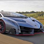 Ô tô - Xe máy - Veneno siêu xe nhanh nhất của Lamborghini