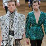 Thời trang - Balmain làm nức lòng giới quý tộc