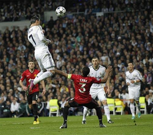 Rooney: Đối trọng của CR7 - 1