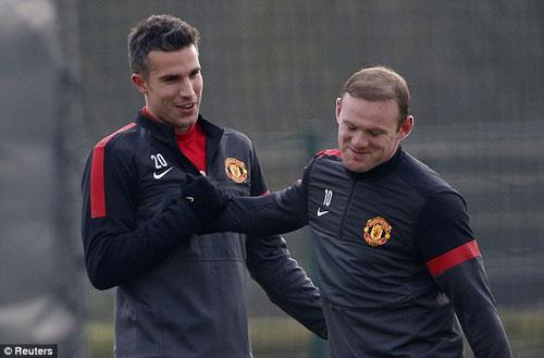 Rooney: Đối trọng của CR7 - 2