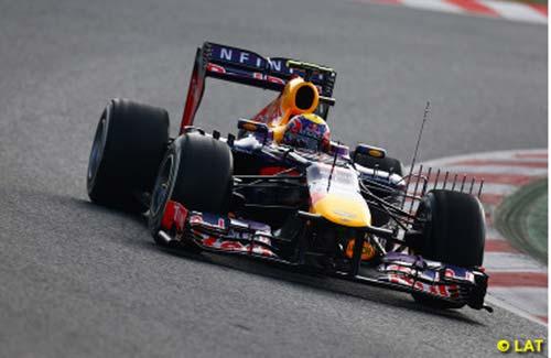 F1: Test xe ngày 3 tại Barcelona - 2