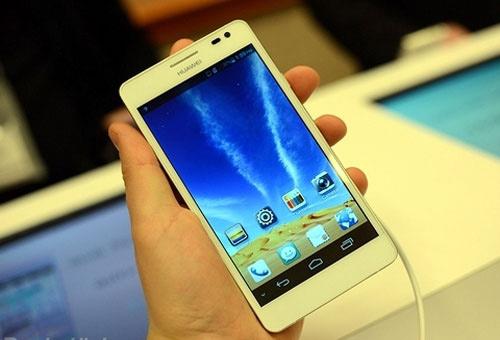 Huawei quyết 'nhấn chìm' Apple và Samsung - 1