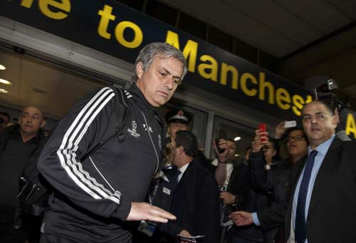 Ferguson vẫn hơn Mourinho một bậc? - 2