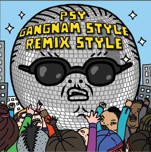 Psy làm lại Gangnam Style - 6