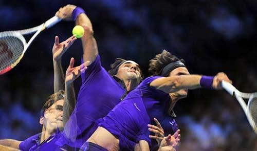 """""""Federer sử dụng tốc độ rất thông minh"""" (Kỳ 5) - 2"""