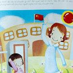 Tin tức trong ngày - Thu hồi sách giáo dục in cờ Trung Quốc