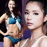 Thời trang - Ngắm nhan sắc tân Hoa hậu Hoàn vũ Nhật