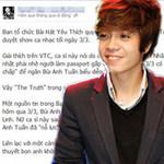 Ca nhạc - MTV - Bùi Anh Tuấn nói dối fan?
