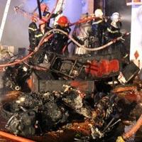 3 người chết cháy trong căn nhà bị khóa trái