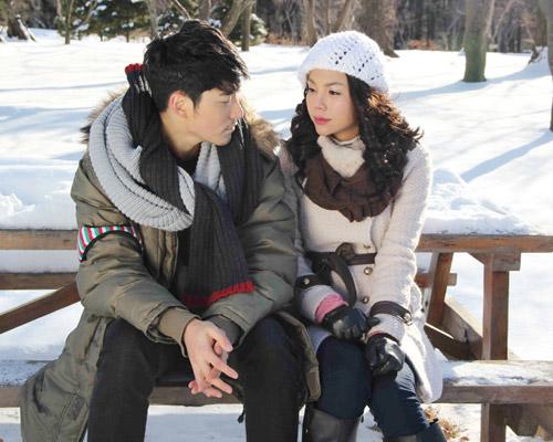 """Trà Ngọc Hằng và """"Chuyện tình mùa đông"""" - 2"""