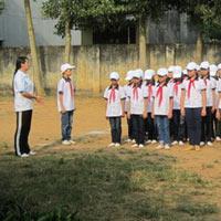 Thực hiện chế độ dành cho giáo viên thể dục
