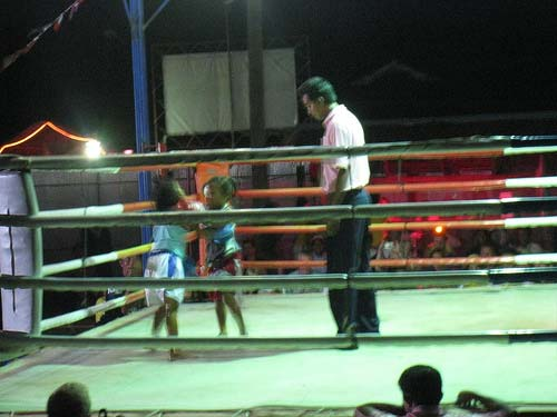 Muay Thai: Quả đấm và những giấc mơ đổi đời (P2) - 1