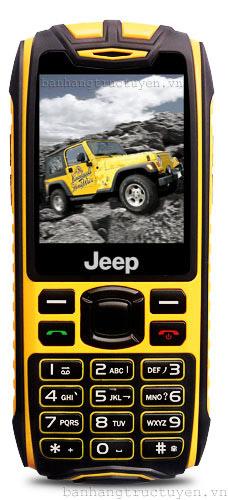 Jeep X6 - Dế siêu bền thiết kế mỏng, nhẹ - 1
