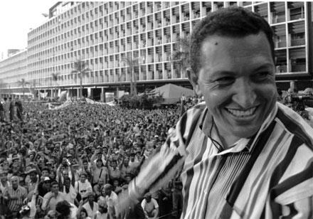 Cuộc đời Tổng thống Hugo Chavez qua ảnh - 4