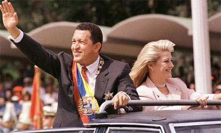 Cuộc đời Tổng thống Hugo Chavez qua ảnh - 5