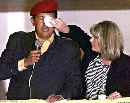 Cuộc đời Tổng thống Hugo Chavez qua ảnh - 6